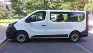 Opel Vivaro Passenger 125hp photo 2