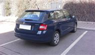 Škoda Fabia III Combi 95hp photo 5
