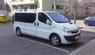 Opel Vivaro Passenger 114hp photo 7