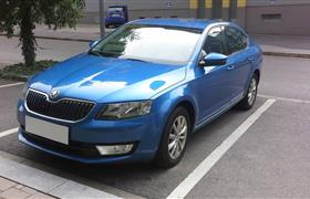Škoda Octavia III TDI photo